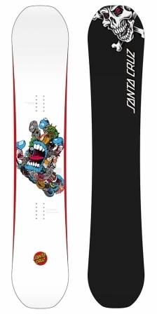 Santa Cruz Pitchgrim Hand Snowboard