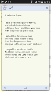 st valentine prayers screenshot thumbnail - Saint Valentine Prayer