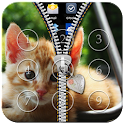 Kitty Cat Zipper Lock icon