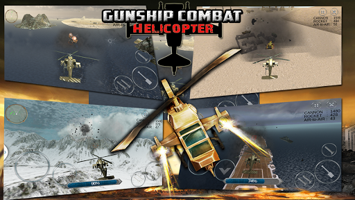 武裝戰鬥直升機的戰爭