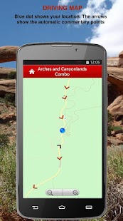 Arches-Canyonlands Combo GyPSy- screenshot thumbnail