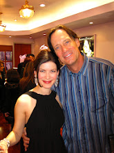 """Photo: Photo: Lauren Maher (""""Scarlett"""" from """"Pirates of the Caribbean"""" 1, 2 & 3) & Kevin Sorbo (""""Hercules"""")  Photo credit: Popular Press Media Group (PPMG)  Dame Elizabeth Taylor's """"House of Taylor"""" opens in Beverly Hills on Dec 12, 2009."""