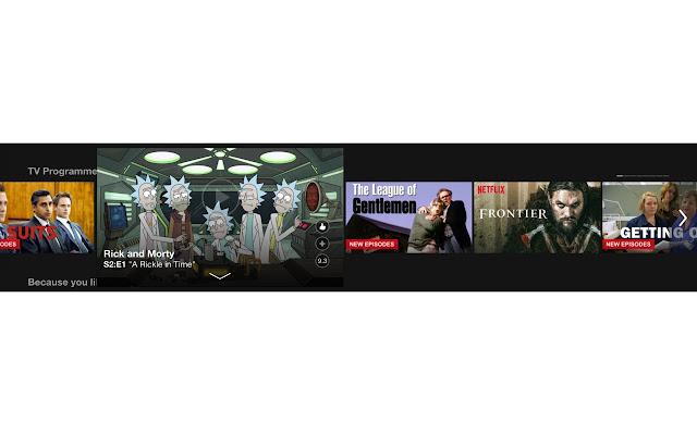 Netflix IMDb Ratings