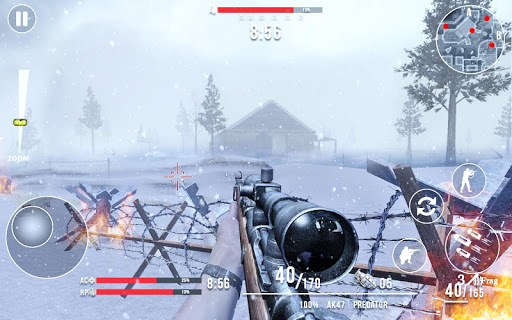 Call of Sniper WW2: Final Battleground 1.6.1 mod screenshots 2
