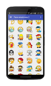 Funny emoticons screenshot 7
