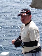 Photo: 「あいつは、何ば釣りよっとかね?魚釣らんとねー!」