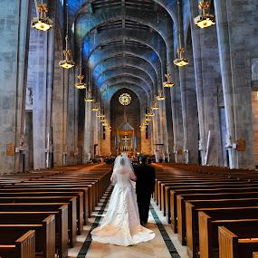 by Rob  Grant - Wedding Ceremony