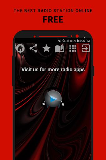 NOVA FM Radio Danmark App DK Free Online 1.3 screenshots 2