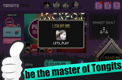 Tongits Tayo (Pinoy Game)  gameplay | by HackJr.Pw 9