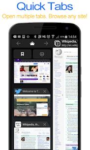 Desktop FullScreen Web Browser Apk  Download For Android 3