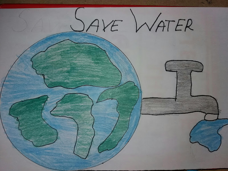 Save Water Plowns