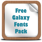 Free Galaxy Fonts Pack