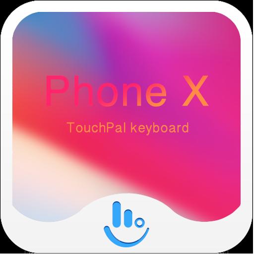 Phone X Keyboard Theme