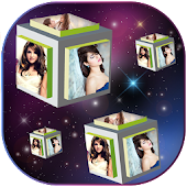 3D Cube Live Wallpaper Android APK Download Free By Photo Collage Photo Editor