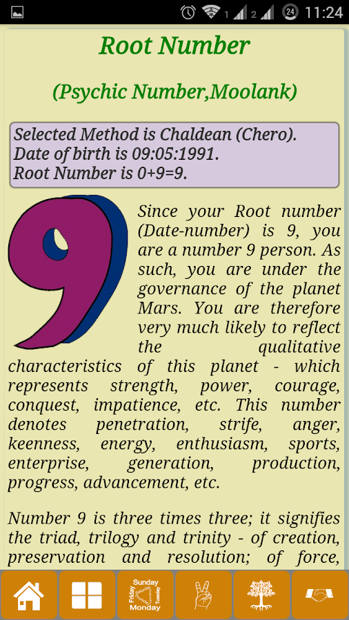Numerology western free android apps on google play for Best house number numerology