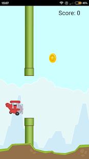 Flappy Ace - náhled