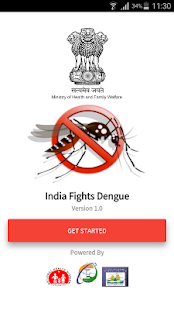 India Fights  Dengue- screenshot thumbnail