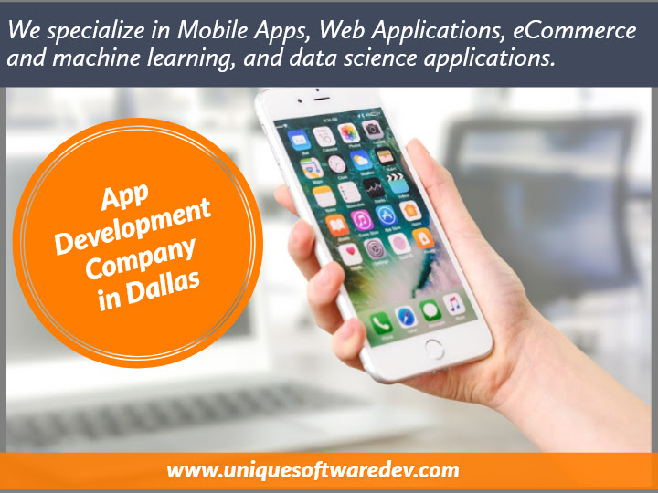 App Development Company in Dallas