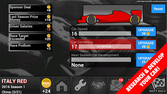 FL Racing Manager 2020 Pro MOD (Unlimited Money) 4