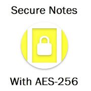 Secret Notes AES-256