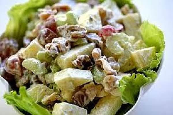Easy Chicken Salad Recipe 2