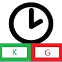 GPS-Zeiterfassung icon