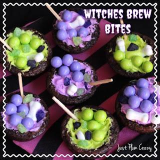 Witches Brew Bites.