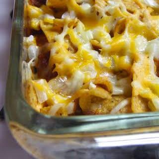 Chili Cheese Frito Casserole Recipes.