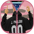 Jake Paul Zipper Lock Screen HD apk