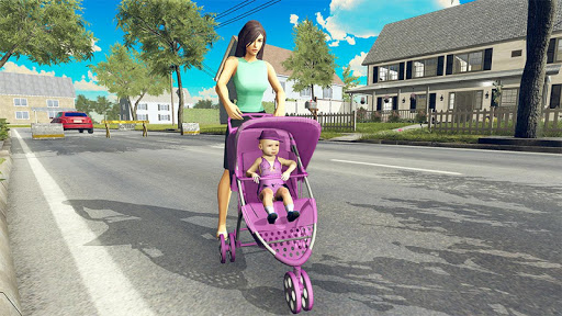 Real Mother Simulator 3D - Baby Care Games 2020 screenshots 3