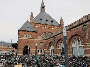 Photo: Copenhagen central station bike parking