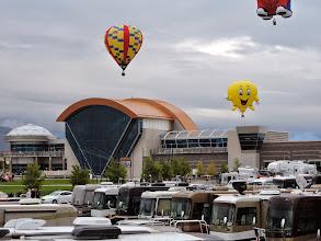 Photo: /balloon museum
