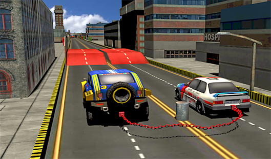 Download Chained Muscle Cars Rivals Impossible Track for Windows Phone apk screenshot 17