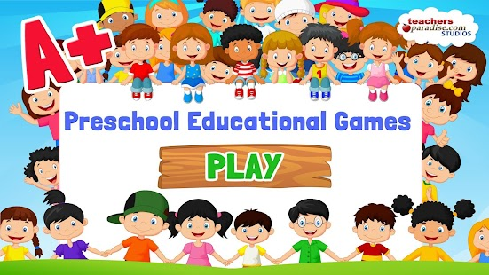 ABC Preschool Games For Kids- screenshot thumbnail