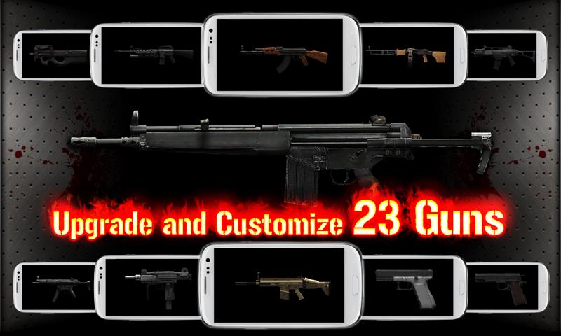 Скриншот GUN ZOMBIE