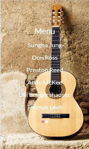 Guitar Instrumental  screenshots 2