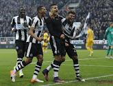 Aleksandar Mitrovic est très populaire auprès des fans de Newcastle
