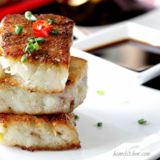 Chinese Radish Recipes.