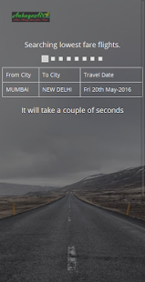 Cheap Flight Tickets Booking, Bus, Hotel, Holidays- screenshot thumbnail