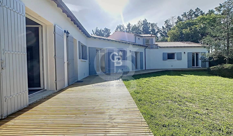 Maison avec jardin Saint-Georges-des-Coteaux
