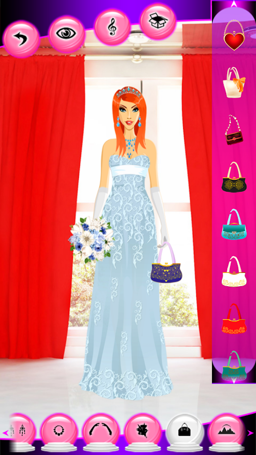 Wedding dress up games android apps on google play for Dress up games wedding