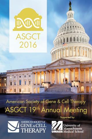 ASGCT 2016