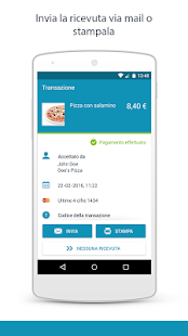 payleven: il POS mobile- miniatura screenshot