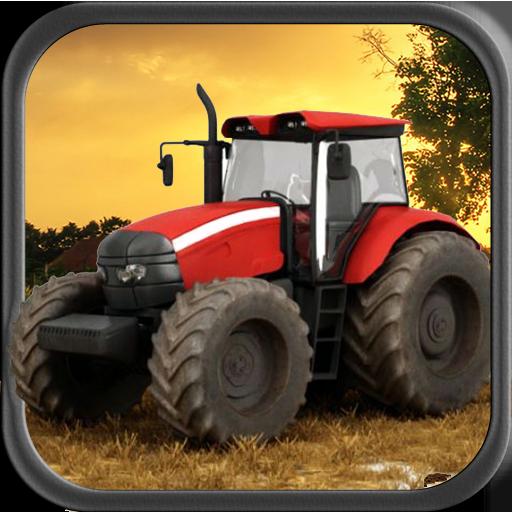 模擬App|农用拖拉机模拟游戏 LOGO-3C達人阿輝的APP