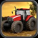 Farm Tractor Simulation Game icon