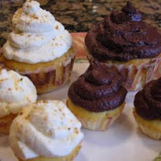 Coconut Flour Cupcakes (Gluten Free, Sugar Free).