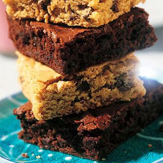 Mocha Double-Fudge Brownies