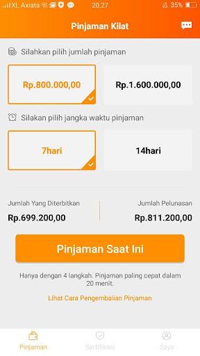 Pinjaman Kilat  screenshots 1