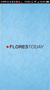 Flores Today screenshot 0