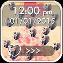 My Photo Raining Lock Screen icon